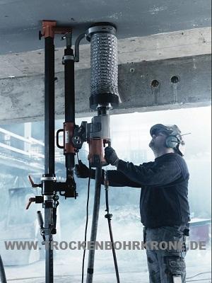 TROCKENBOHRKRONEdeTelekopSaeulerkreuzbohrstaenderBIS350mm3